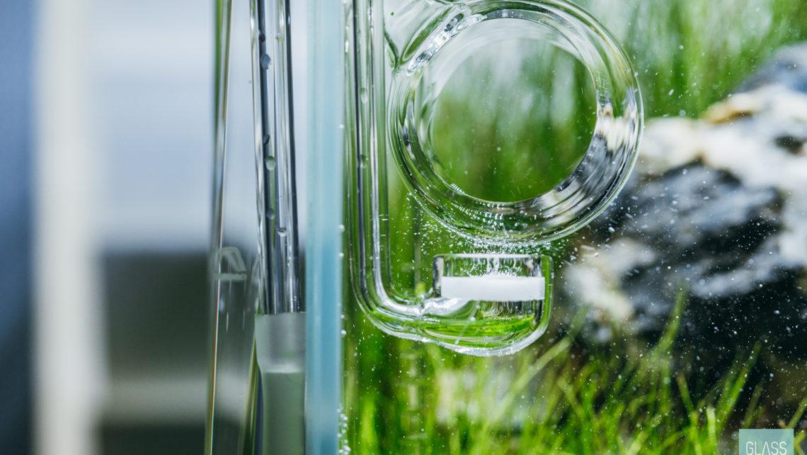 Glass CO2 Diffuser